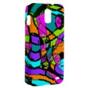 Abstract Sketch Art Squiggly Loops Multicolored Samsung Galaxy S II Skyrocket Hardshell Case View2