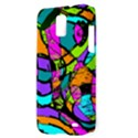 Abstract Sketch Art Squiggly Loops Multicolored Samsung Galaxy S II Skyrocket Hardshell Case View3