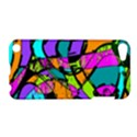 Abstract Sketch Art Squiggly Loops Multicolored Apple iPod Touch 5 Hardshell Case View1