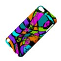 Abstract Sketch Art Squiggly Loops Multicolored Apple iPod Touch 5 Hardshell Case View4