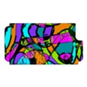 Abstract Sketch Art Squiggly Loops Multicolored Apple iPhone 5 Hardshell Case (PC+Silicone) View1