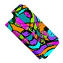 Abstract Sketch Art Squiggly Loops Multicolored Apple iPhone 5 Hardshell Case (PC+Silicone) View5
