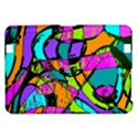 Abstract Sketch Art Squiggly Loops Multicolored Kindle Fire HD 8.9  View1