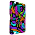 Abstract Sketch Art Squiggly Loops Multicolored Kindle Fire HD 8.9  View2
