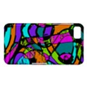 Abstract Sketch Art Squiggly Loops Multicolored BlackBerry Z10 View1