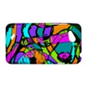 Abstract Sketch Art Squiggly Loops Multicolored HTC Desire VC (T328D) Hardshell Case View1
