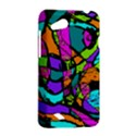 Abstract Sketch Art Squiggly Loops Multicolored HTC Desire VC (T328D) Hardshell Case View2
