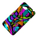 Abstract Sketch Art Squiggly Loops Multicolored HTC Desire VC (T328D) Hardshell Case View4