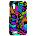 Abstract Sketch Art Squiggly Loops Multicolored HTC Desire VT (T328T) Hardshell Case View2