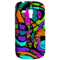 Abstract Sketch Art Squiggly Loops Multicolored Samsung Galaxy S3 MINI I8190 Hardshell Case View2