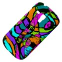 Abstract Sketch Art Squiggly Loops Multicolored Samsung Galaxy S3 MINI I8190 Hardshell Case View4