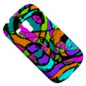 Abstract Sketch Art Squiggly Loops Multicolored Samsung Galaxy S3 MINI I8190 Hardshell Case View5