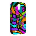 Abstract Sketch Art Squiggly Loops Multicolored Samsung Galaxy S4 I9500/I9505 Hardshell Case View2