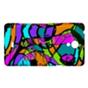 Abstract Sketch Art Squiggly Loops Multicolored Sony Xperia T View1