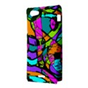 Abstract Sketch Art Squiggly Loops Multicolored Sony Xperia J View3