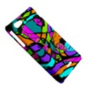 Abstract Sketch Art Squiggly Loops Multicolored Sony Xperia J View5
