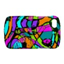 Abstract Sketch Art Squiggly Loops Multicolored BlackBerry Q10 View1