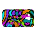 Abstract Sketch Art Squiggly Loops Multicolored Samsung Galaxy Duos I8262 Hardshell Case  View1