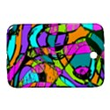 Abstract Sketch Art Squiggly Loops Multicolored Samsung Galaxy Note 8.0 N5100 Hardshell Case  View1