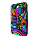 Abstract Sketch Art Squiggly Loops Multicolored Samsung Galaxy Note 8.0 N5100 Hardshell Case  View3