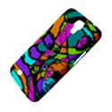 Abstract Sketch Art Squiggly Loops Multicolored Samsung Galaxy Mega 6.3  I9200 Hardshell Case View4