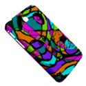 Abstract Sketch Art Squiggly Loops Multicolored Samsung Galaxy Tab 3 (7 ) P3200 Hardshell Case  View5