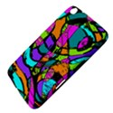 Abstract Sketch Art Squiggly Loops Multicolored Samsung Galaxy Tab 3 (8 ) T3100 Hardshell Case  View4