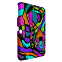 Abstract Sketch Art Squiggly Loops Multicolored Samsung Galaxy Tab 3 (10.1 ) P5200 Hardshell Case  View2