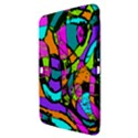 Abstract Sketch Art Squiggly Loops Multicolored Samsung Galaxy Tab 3 (10.1 ) P5200 Hardshell Case  View3