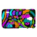 Abstract Sketch Art Squiggly Loops Multicolored LG Optimus L7 II View1