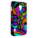Abstract Sketch Art Squiggly Loops Multicolored LG Optimus L7 II View2