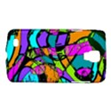 Abstract Sketch Art Squiggly Loops Multicolored Galaxy S4 Active View1