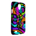 Abstract Sketch Art Squiggly Loops Multicolored Galaxy S4 Active View2