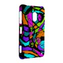 Abstract Sketch Art Squiggly Loops Multicolored Nokia Lumia 620 View2