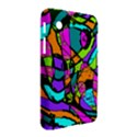 Abstract Sketch Art Squiggly Loops Multicolored Samsung Galaxy Tab 2 (7 ) P3100 Hardshell Case  View2