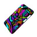 Abstract Sketch Art Squiggly Loops Multicolored Samsung Galaxy Tab 2 (7 ) P3100 Hardshell Case  View4