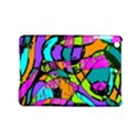 Abstract Sketch Art Squiggly Loops Multicolored iPad Mini 2 Hardshell Cases View1