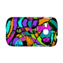 Abstract Sketch Art Squiggly Loops Multicolored Samsung Galaxy S6310 Hardshell Case View1