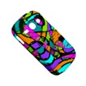 Abstract Sketch Art Squiggly Loops Multicolored Samsung Galaxy S6810 Hardshell Case View5
