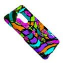 Abstract Sketch Art Squiggly Loops Multicolored HTC One Max (T6) Hardshell Case View5