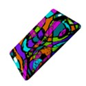 Abstract Sketch Art Squiggly Loops Multicolored Amazon Kindle Fire HD (2013) Hardshell Case View4