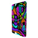 Abstract Sketch Art Squiggly Loops Multicolored Kindle Fire HDX Hardshell Case View3