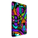 Abstract Sketch Art Squiggly Loops Multicolored Kindle Fire HDX 8.9  Hardshell Case View2