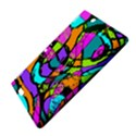 Abstract Sketch Art Squiggly Loops Multicolored Kindle Fire HDX 8.9  Hardshell Case View4