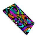 Abstract Sketch Art Squiggly Loops Multicolored Kindle Fire HDX 8.9  Hardshell Case View5