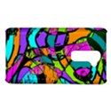 Abstract Sketch Art Squiggly Loops Multicolored LG G2 View1