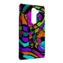 Abstract Sketch Art Squiggly Loops Multicolored LG G2 View2