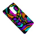Abstract Sketch Art Squiggly Loops Multicolored LG G2 View5