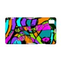 Abstract Sketch Art Squiggly Loops Multicolored Sony Xperia Z1 View1