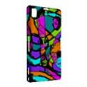 Abstract Sketch Art Squiggly Loops Multicolored Sony Xperia Z1 View2